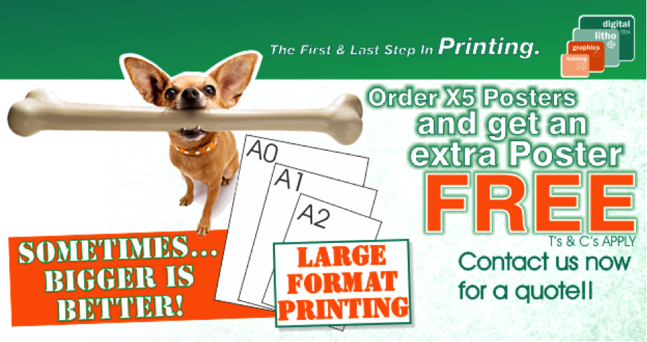Minuteman Press Kempton park specials