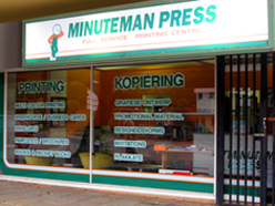Minuteman Press Lynnwood-Pretoria