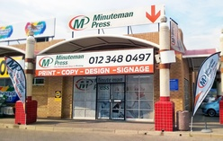 Minuteman Press Menlyn-Pretoria