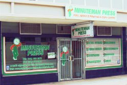 Minuteman Press Port Elizabeth CBD