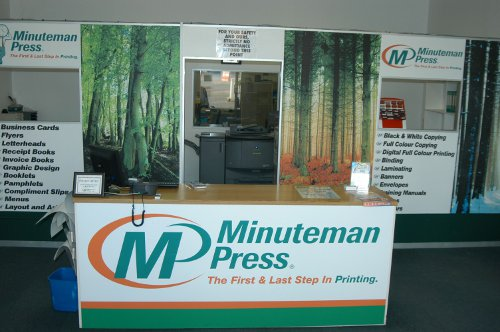 Minuteman Press Randburg